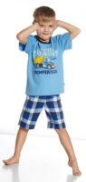Dziecięca piżama chłopięca Cornette