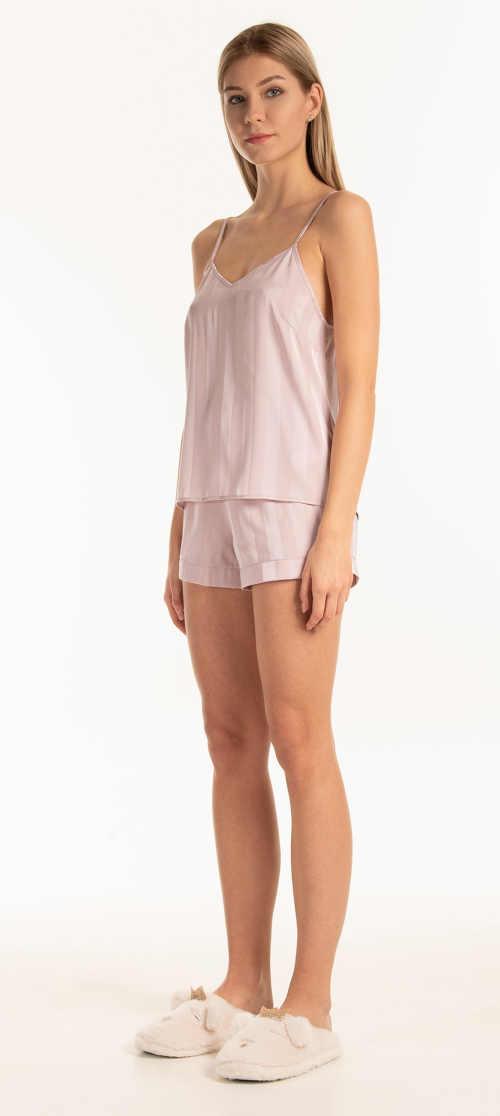 Piżama top na ramiączkach